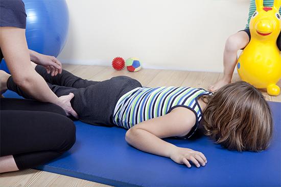 Przystanek zdrowie Zofia Nędza - Ćwiczenia dla dzieci